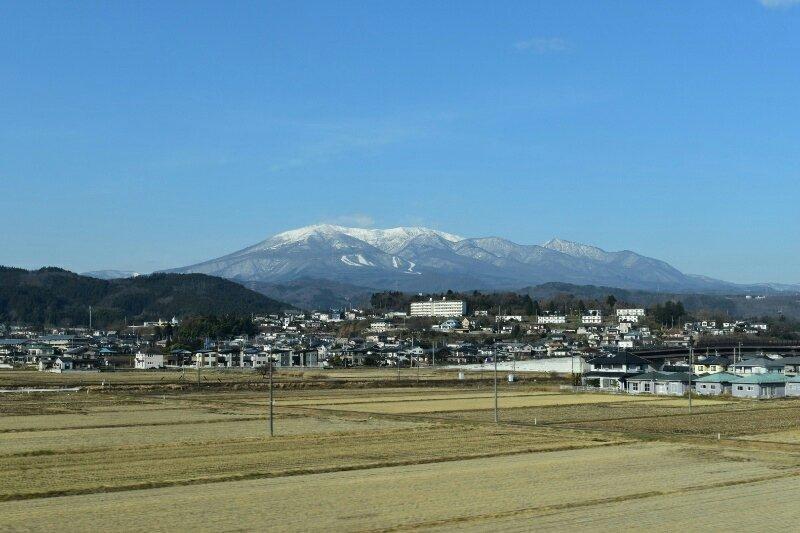 北海道新幹線 景色