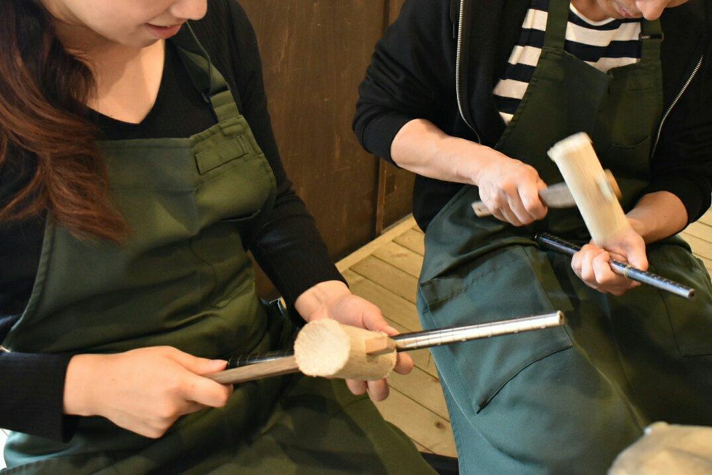 鎌倉彫金工房 指輪